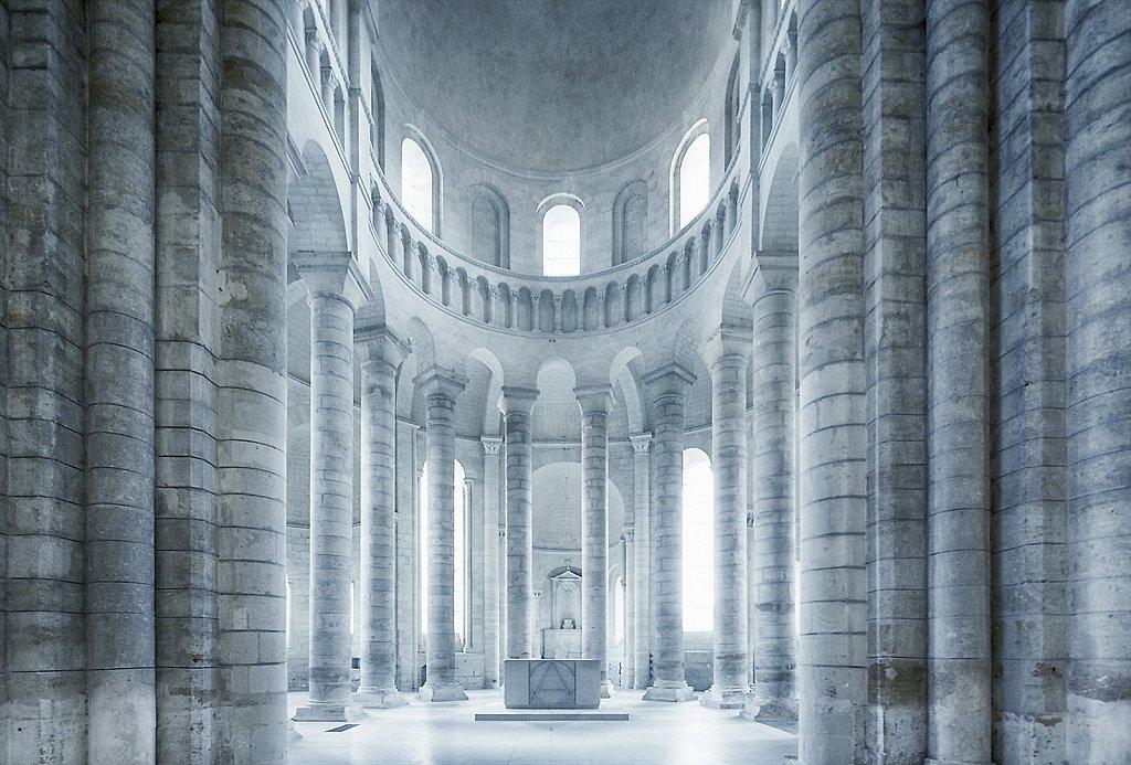 Die Abteikirche